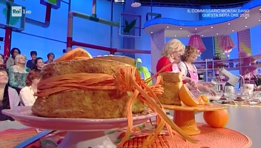 foto chiffon cake  arancia 1