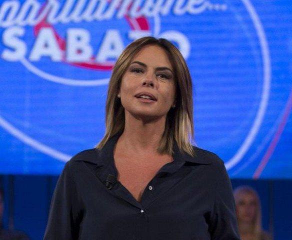 Foto Paola Perego Parliamone Sabato