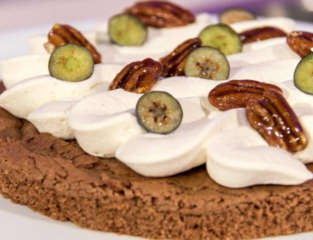 foto pecan cake