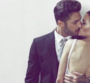 foto silvia e fabrizio bacio