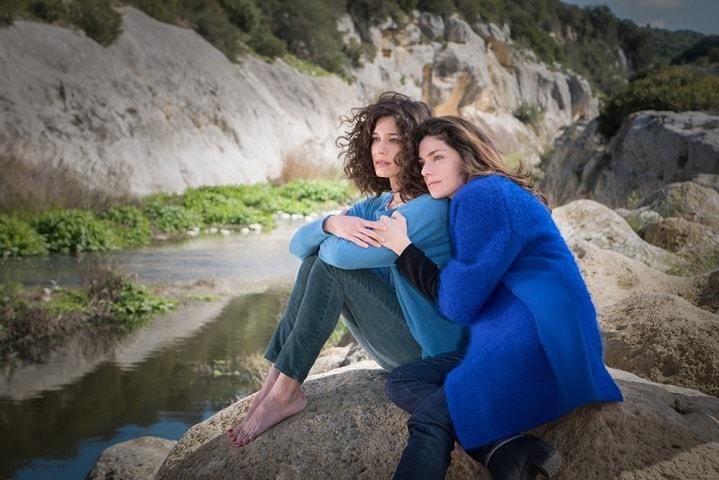 Foto Anna Valle e Ana Caterina Morariu