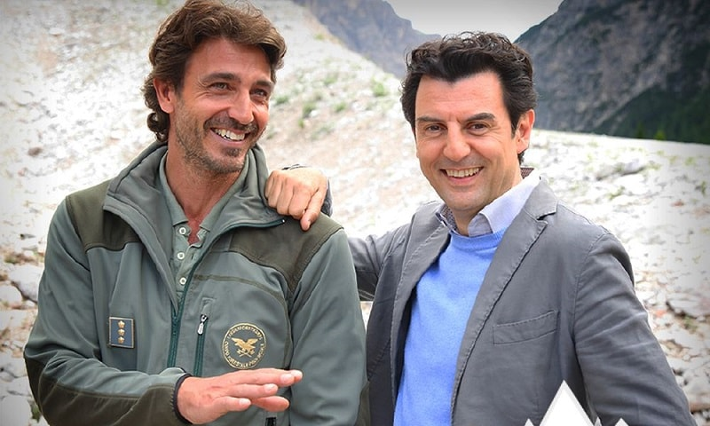 Foto Un passo dal cielo 4 Francesco e Vincenzo