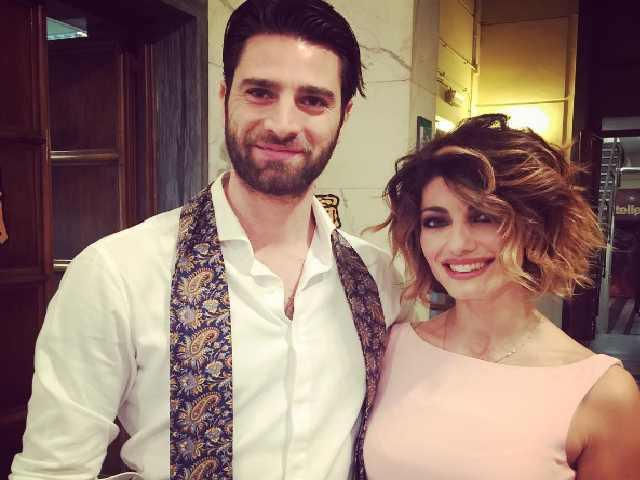 foto Antonio Palmese e Samanta Togni