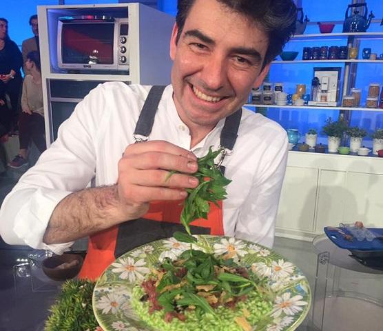 foto Barzetti risotto primavera