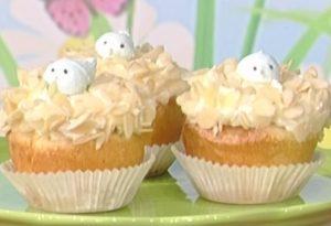foto cupcakes di Pasqua
