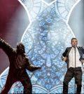 Foto Francesco Gabbani Eurovision