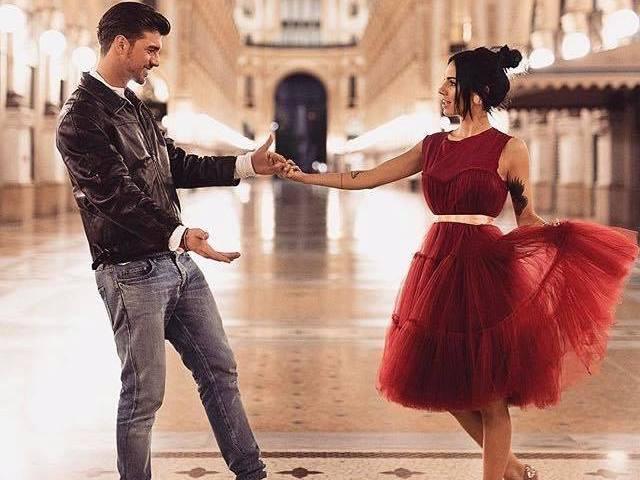 Foto Ballando Andrea e Giulia