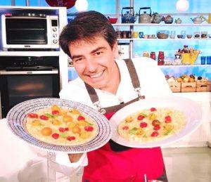 foto Barzetti risotto tre pomodori