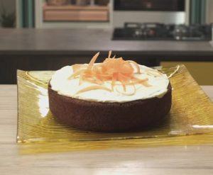 foto carot cake