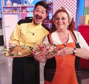 foto Hiro e Luisanna