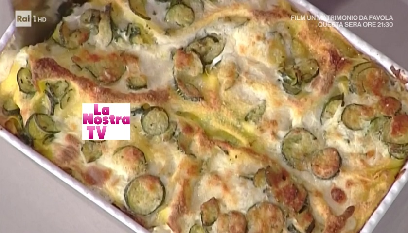foto lasagne zucchine Spisni