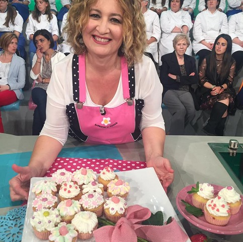 foto muffin mamma Natalia Cattelani