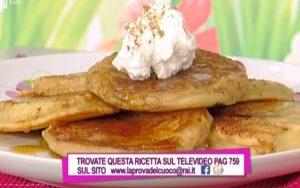 foto pancakes alle mele
