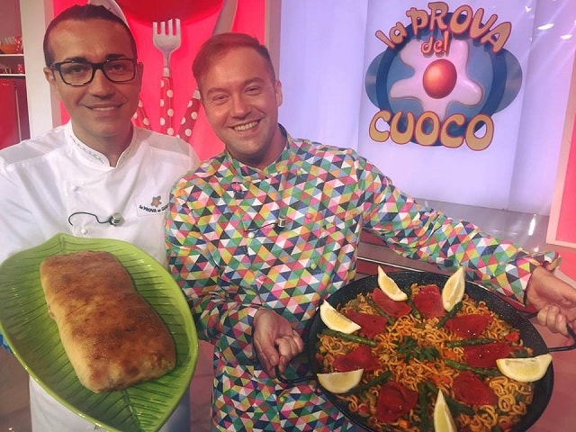 foto prova del cuoco 8 maggio