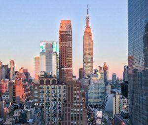 foto Raz Degan a New York