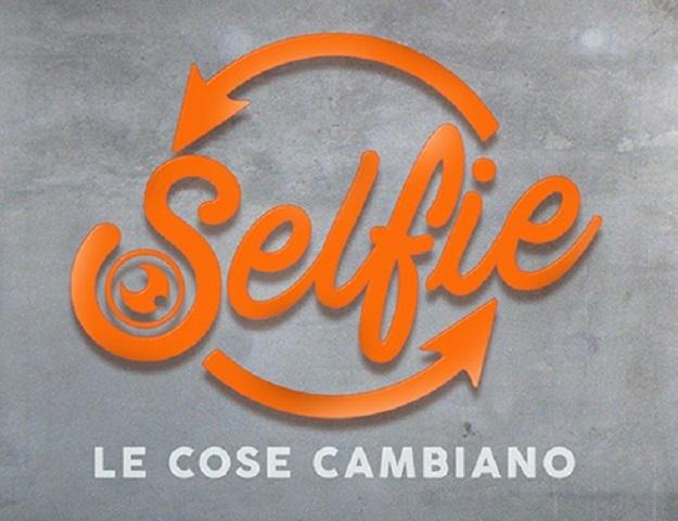 foto selfie logo