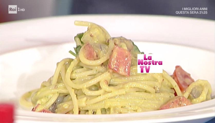 foto spaghetti freddi Pascucci