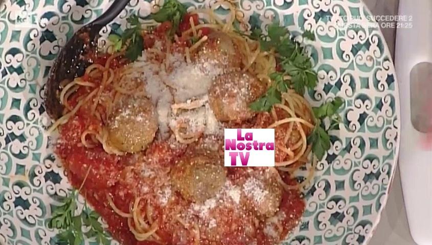 foto spaghetti oggi Luisanna