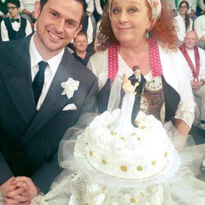 foto torta degli innamorati