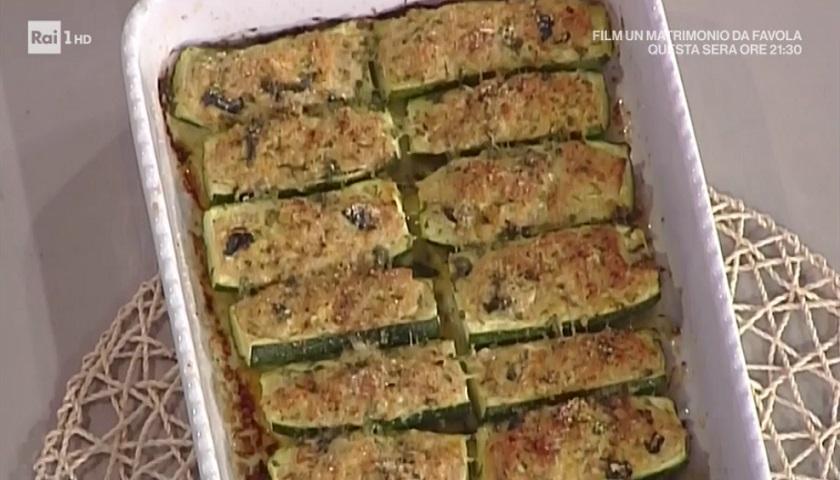 foto zucchine ripiene Anna Moroni