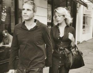 Foto Alessia Marcuzzi e Paolo