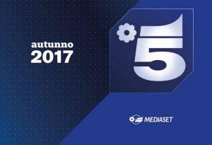 foto canale 5 inizio programmi settembre 2017