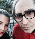 Foto Emma e Franco Battiato
