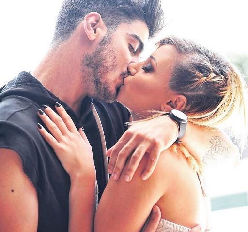 foto Riccardo Gismondi e Camilla Mangiapelo
