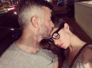 foto Bianca Atzei e Max Biaggi