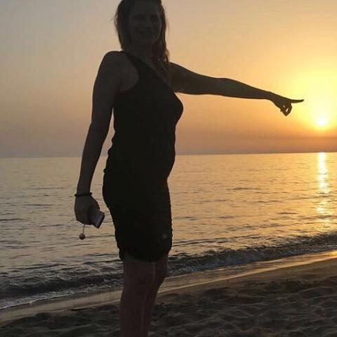 foto Laura Freddi incinta