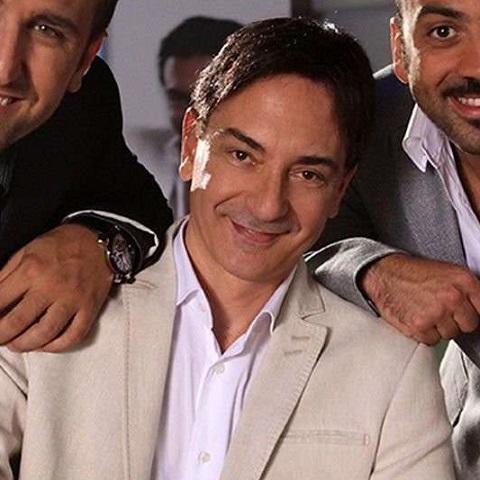 foto Paolo Fox con amici