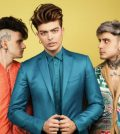 foto sanremo 2018 the kolors