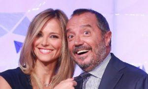 Foto Francesca Fialdini e Franco di Mare conduttori