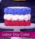 foto Labor Day Cake