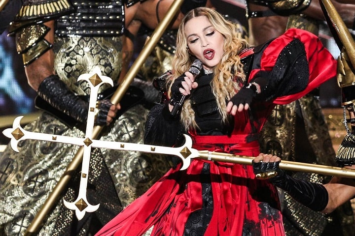 Foto Madonna Rebel Heart Tour