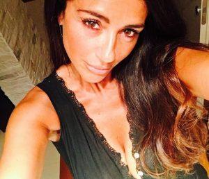 foto Raffaella Mennoia selfie