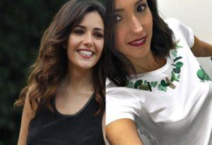 foto Serena Rossi e Caterina Balivo