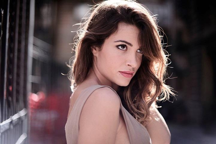Foto Mavina Graziani attrice squadra mobile