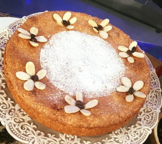 Foto crostata della zia la prova del cuoco