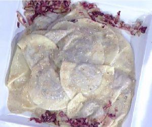 Foto tortelli al radicchio La prova del cuoco