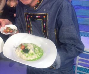 foto risotto taleggio e gorgonzola