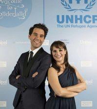 foto Mika e Lorena Bianchetti