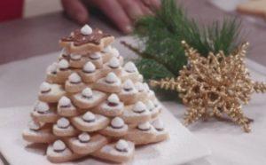 Foto Alberello di biscotti Le ricette di Natale