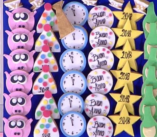 Foto biscottini di Capodanno Detto Fatto