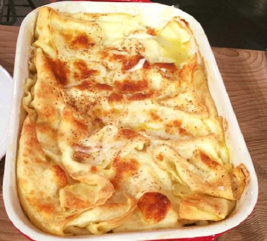 Foto lasagne in brodo La prova del cuoco