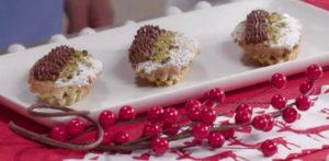 Foto tortini ai pistacchi con Nutella Le ricette di Natale