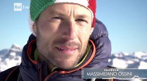 foto linea bianca, Massimiliano Ossini