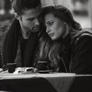 foto Luca Onestini e Ivana Mrazova