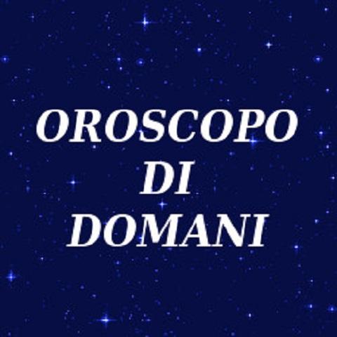 foto oroscopo domani