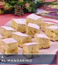 foto torta autunnale al mandarino
